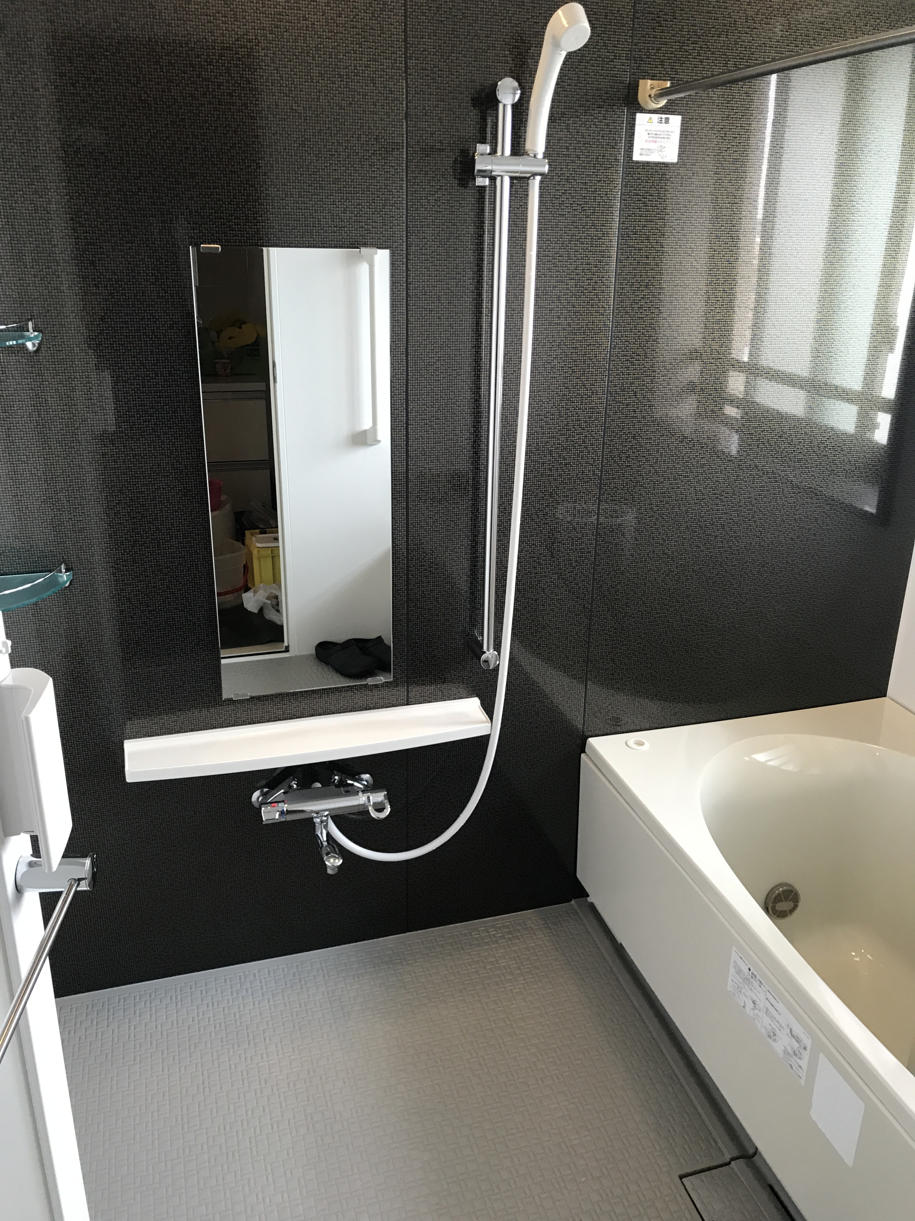 福岡の浴室クリーニング
