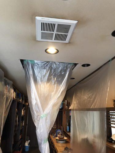 福岡市博多区業務用エアコンクリーニング