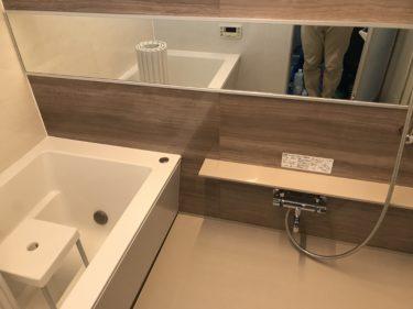久留米市でリピーター様の浴室ハウスクリーニング